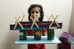 Evs 4 making a bridge activity